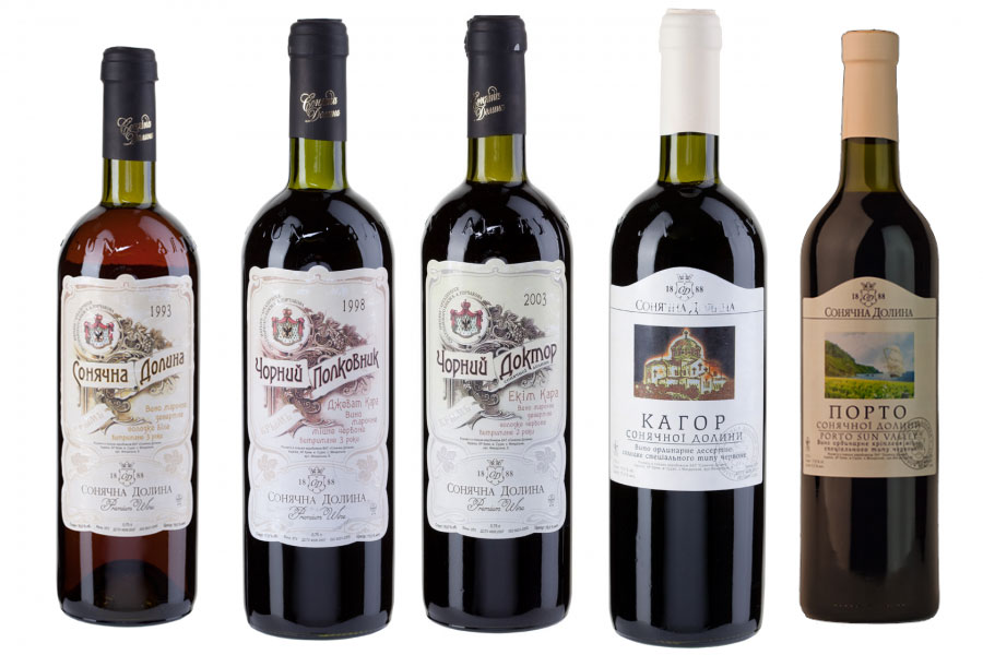 Вино в подарок из крыма 33